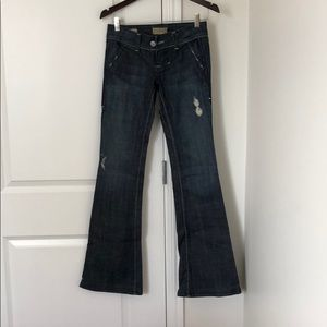 William Rast Flare Womens Jeans